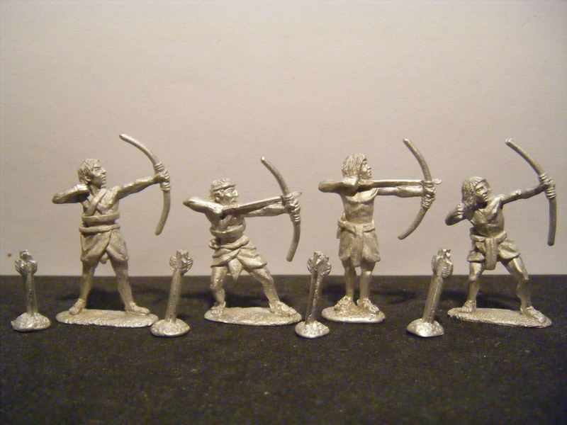 Early Egyptian Archers I