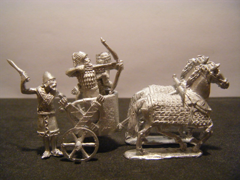 2-Horse Light Chariot II
