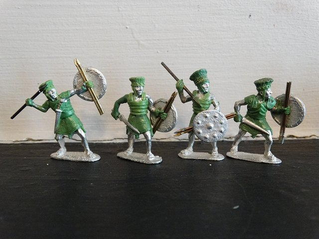 Sea People Armoured Warriors I