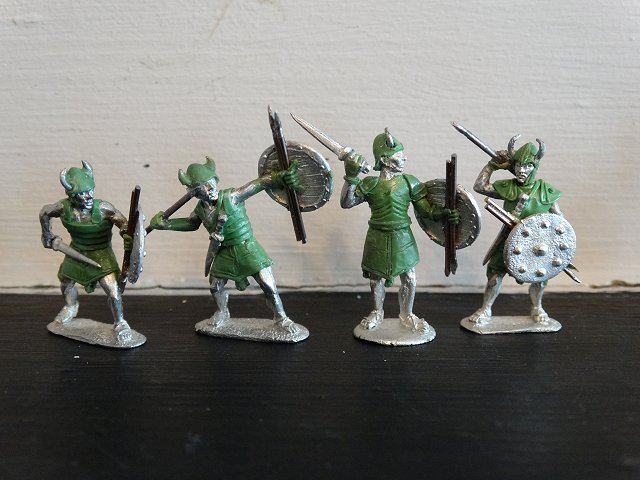 Sea People Armoured Warriors II