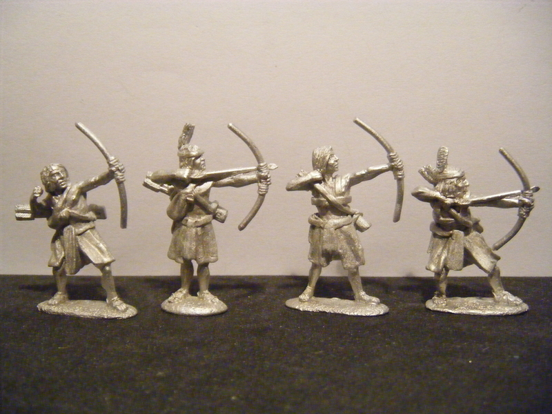 Early Egyptian Archers II