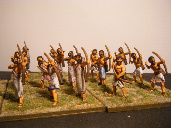 Early Amorite Archers\\n\\n09/02/2010 22:27
