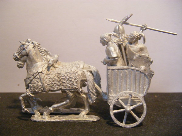 Later Hittite Chariot I\\n\\n12/08/2011 11:47